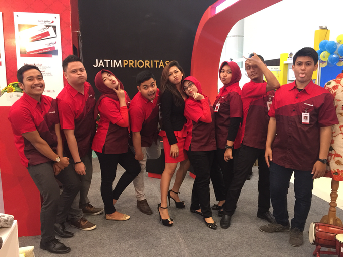 MCing Jatim Prioritas - Jatim Fair by Siska Fenti MC - 004