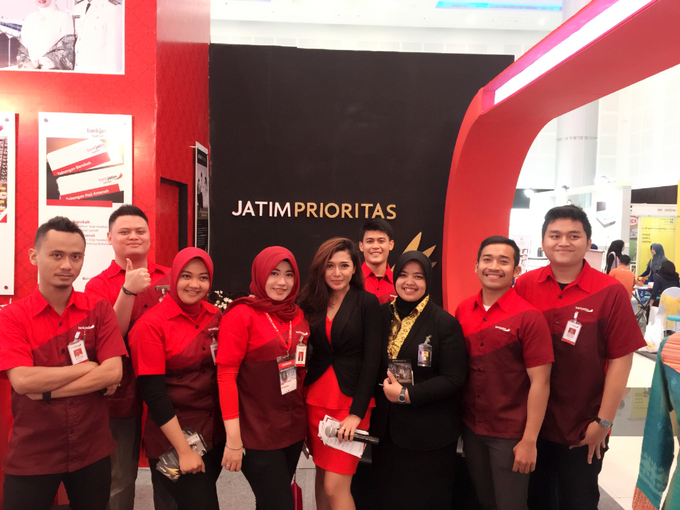 MCing Jatim Prioritas - Jatim Fair by Siska Fenti MC - 007