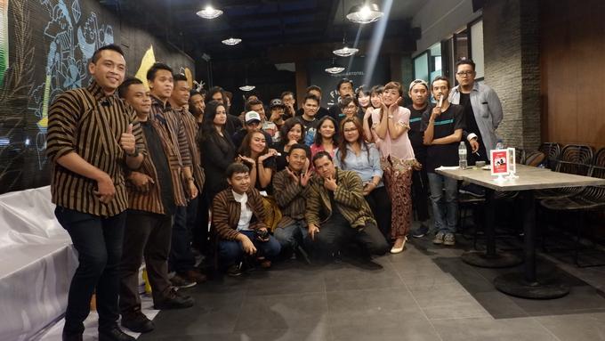 MC Historia Merdeka bersama Artotel Surabaya by Siska Fenti MC - 003