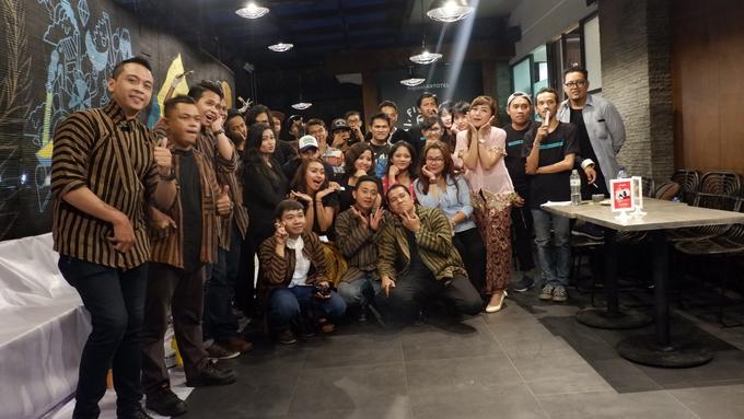 MC Historia Merdeka bersama Artotel Surabaya by Siska Fenti MC - 004
