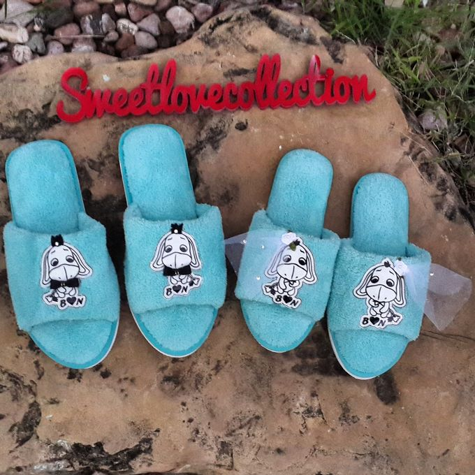 Wedding Slippers by Sweetlovecollection - 022
