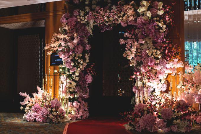 Soo Zanne & Tat Wei by Fleurs At Marrakesh - 004