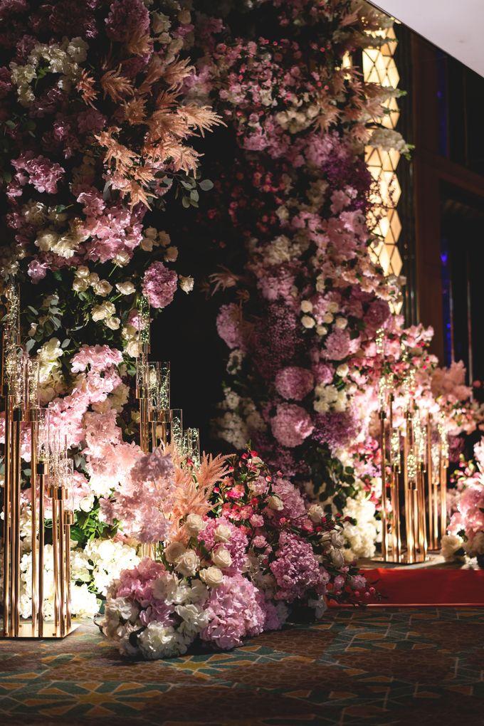 Soo Zanne & Tat Wei by Fleurs At Marrakesh - 006