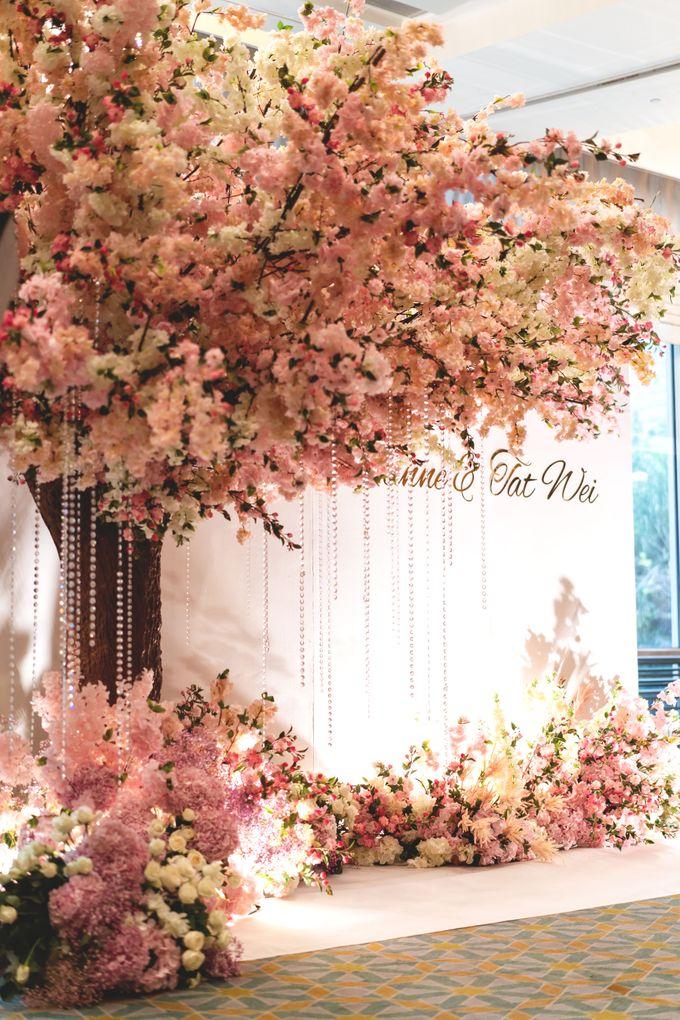 Soo Zanne & Tat Wei by Fleurs At Marrakesh - 003