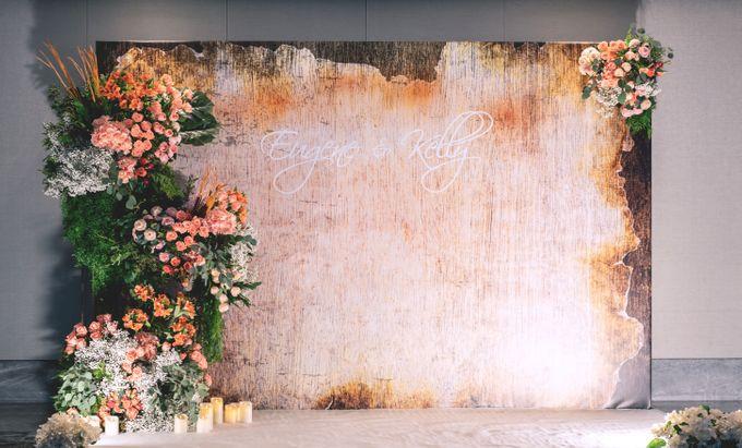 Eugene & Kelly by Fleurs At Marrakesh - 006