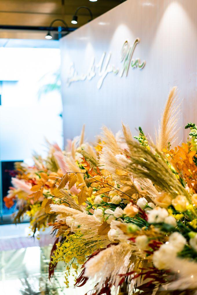 Sweet Autumn by Fleurs At Marrakesh - 012