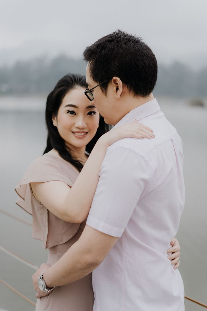 The Couple Session of Steven & Janice by William Saputra Photography - 001