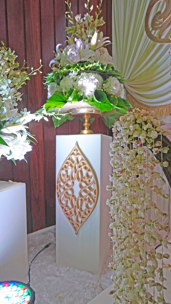 Traditional theme wedding by ZURIEE AHMAD CONCEPTS SDN BHD - 007