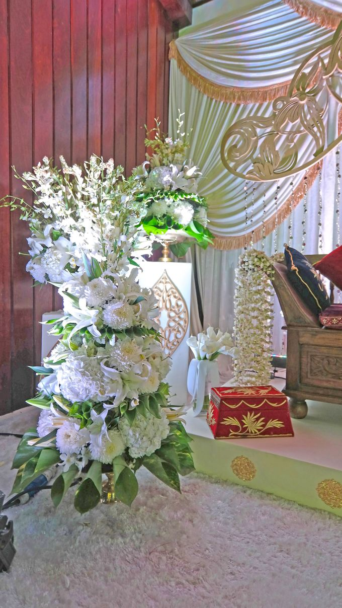 Traditional theme wedding by ZURIEE AHMAD CONCEPTS SDN BHD - 008