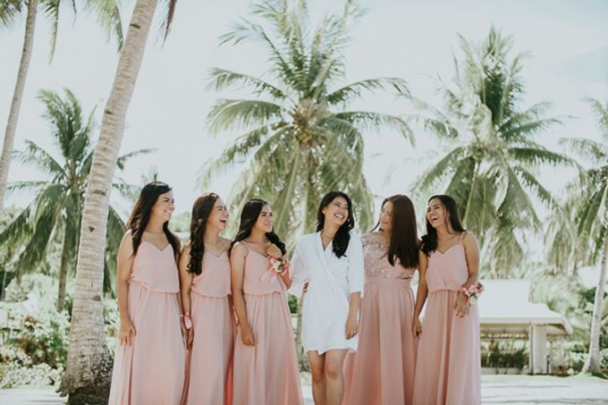 Renz & Jenn Beach Wedding in Romblon by The Fortnight Studios - 038