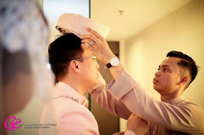 Wedding Reception of Rina & Faizal by The Glamorous Capture - 006