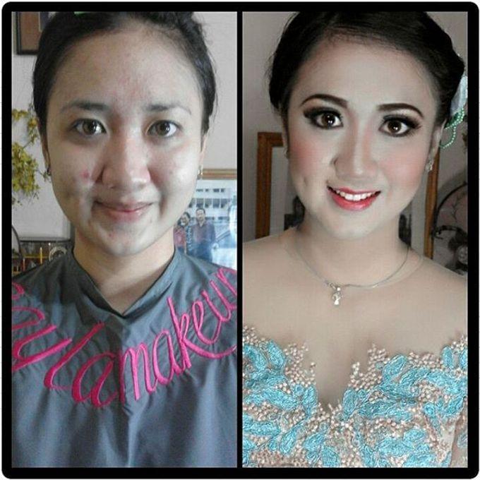 Wedding Make Up, Graduation, And Engagement by qaylamakeup - 022