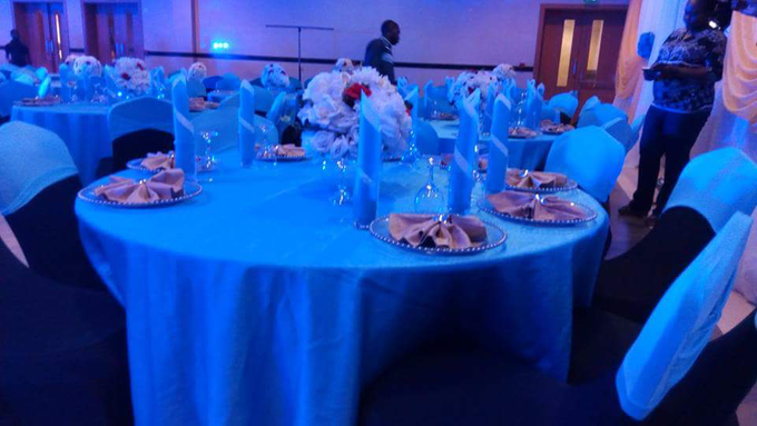 Dinner party  by sky and cloud events - 003