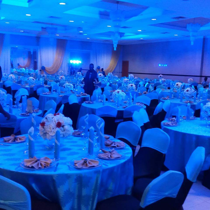 Dinner party  by sky and cloud events - 005
