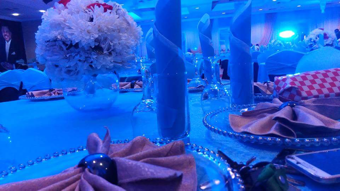 Dinner party  by sky and cloud events - 002