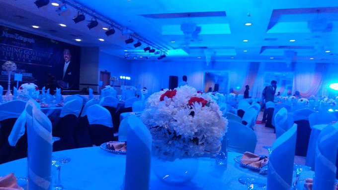 Dinner party  by sky and cloud events - 001