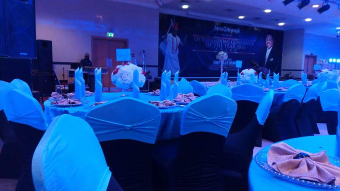 Dinner party  by sky and cloud events - 006