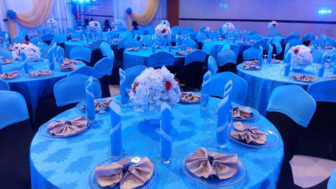 Dinner party  by sky and cloud events - 007