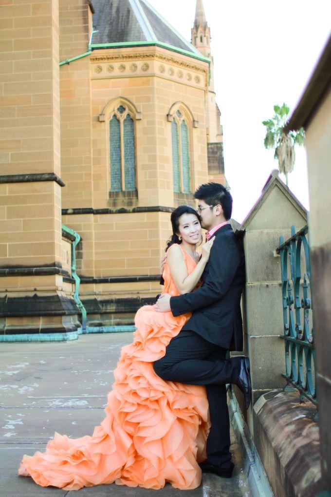 Adi and Meli Prewedding by Deppicto - 002