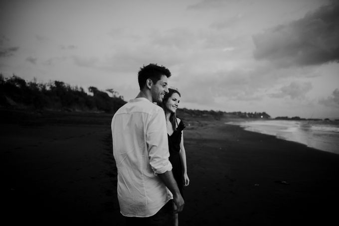 Prewedding Session Sven & Laura by Putri Bali Makeup - 048
