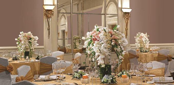 Premium Intimate Wedding at Astorn Priority Hotel Jakarta by Bright Wedding Jakarta - 007