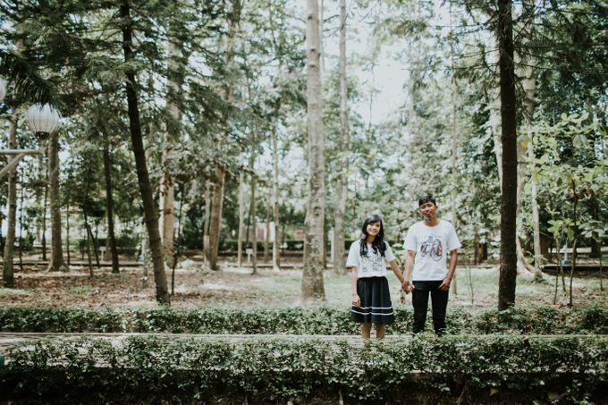 Prewedding of Yuli & Deppy by Salmo - 017