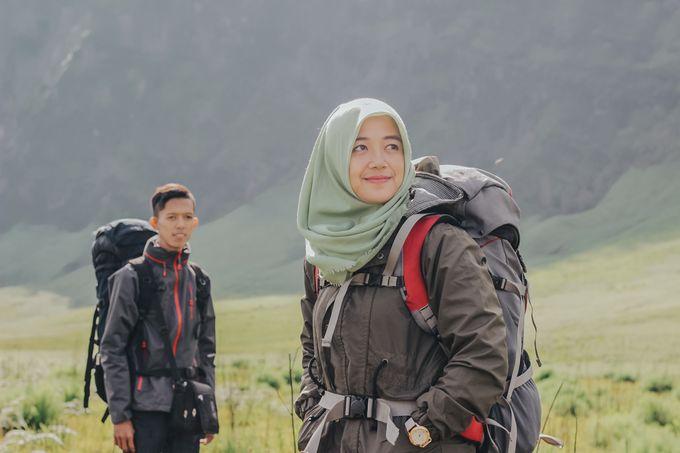PREWEDDING TRIP of Usman & Azizah by Salmo - 001