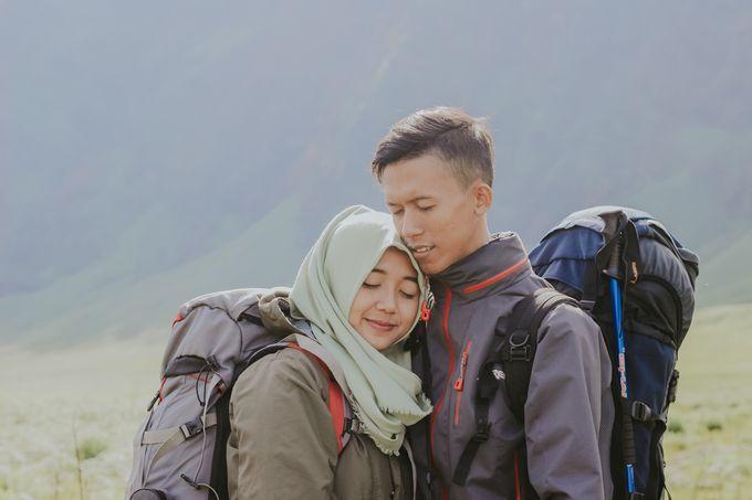 PREWEDDING TRIP of Usman & Azizah by Salmo - 002