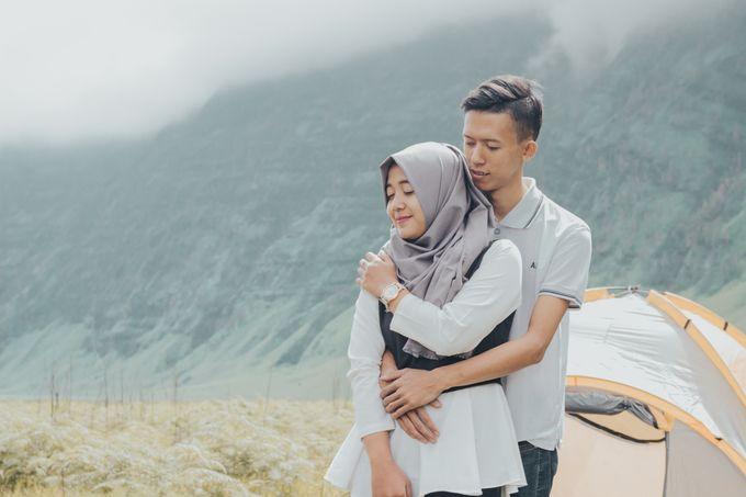 PREWEDDING TRIP of Usman & Azizah by Salmo - 006