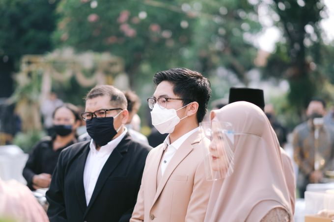 Harald Arkan & Prily Wedding Day by Cassia Decoration - 013