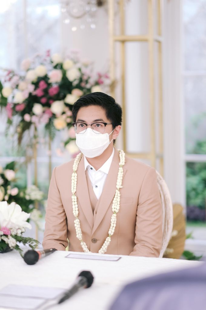 Harald Arkan & Prily Wedding Day by Cassia Decoration - 003