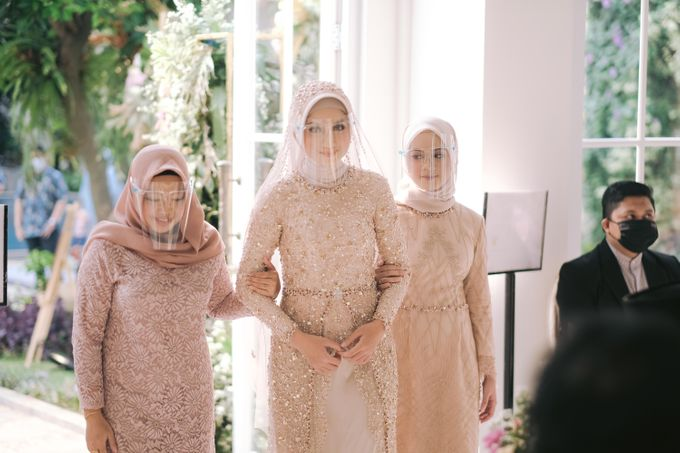 Harald Arkan & Prily Wedding Day by Cassia Decoration - 006