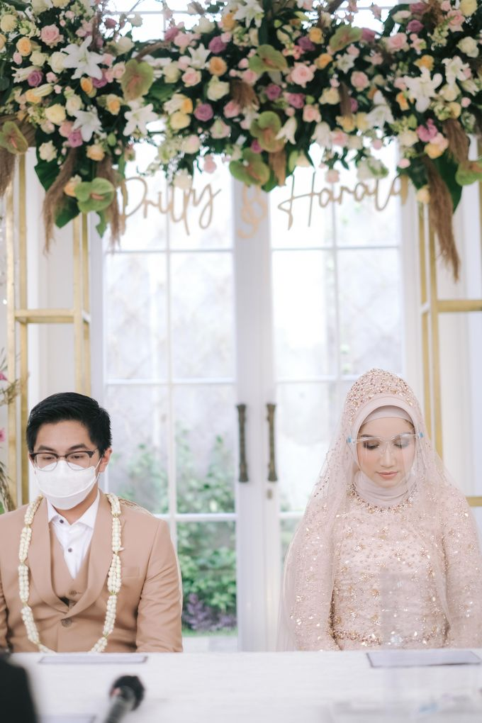 Harald Arkan & Prily Wedding Day by Cassia Decoration - 021