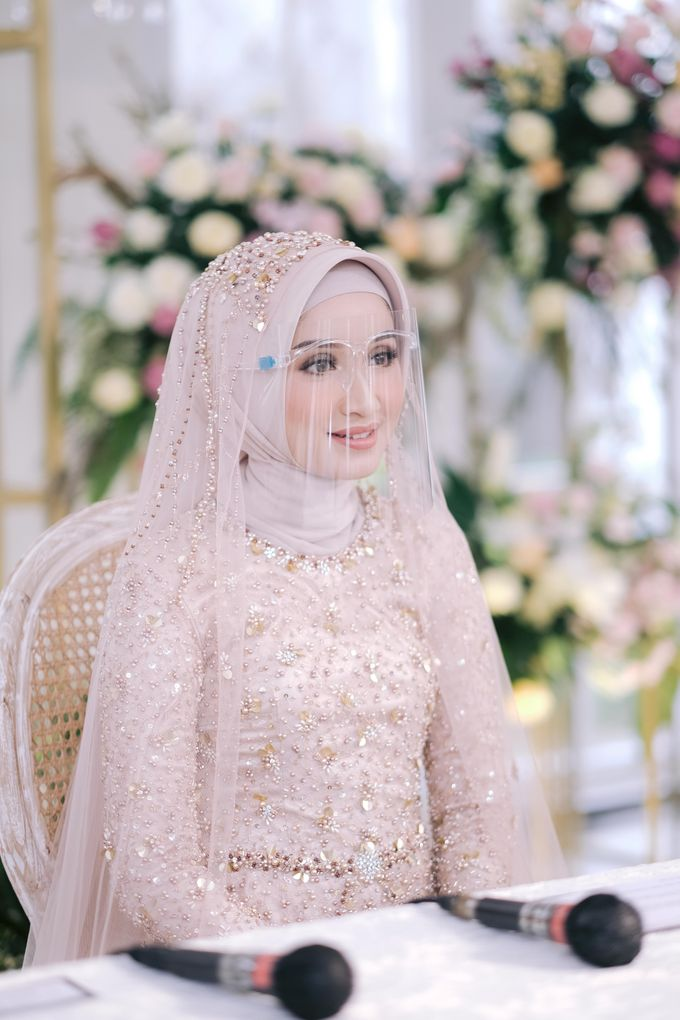 Harald Arkan & Prily Wedding Day by Medina Catering - 023