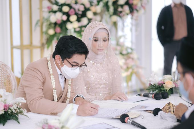 Harald Arkan & Prily Wedding Day by Cassia Decoration - 004
