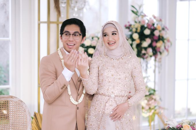 Harald Arkan & Prily Wedding Day by Cassia Decoration - 012