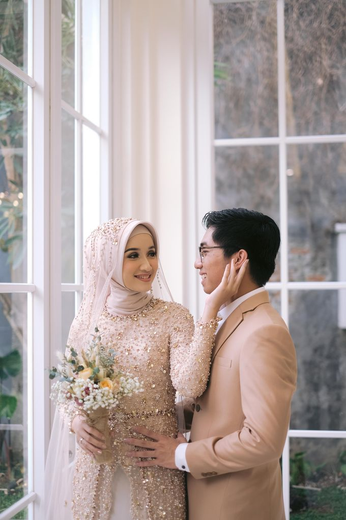 Harald Arkan & Prily Wedding Day by Medina Catering - 015