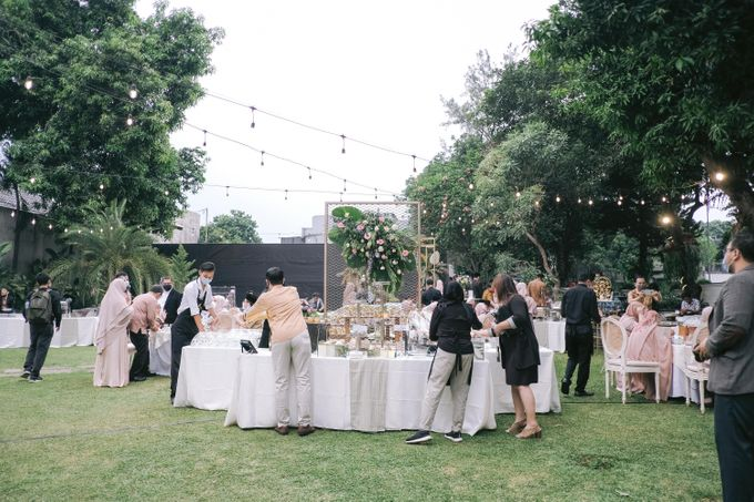 Harald Arkan & Prily Wedding Day by Medina Catering - 024