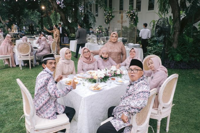 Harald Arkan & Prily Wedding Day by Medina Catering - 028