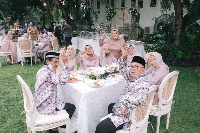 Harald Arkan & Prily Wedding Day by Medina Catering - 025