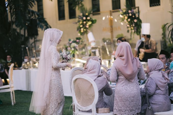Harald Arkan & Prily Wedding Day by Medina Catering - 019