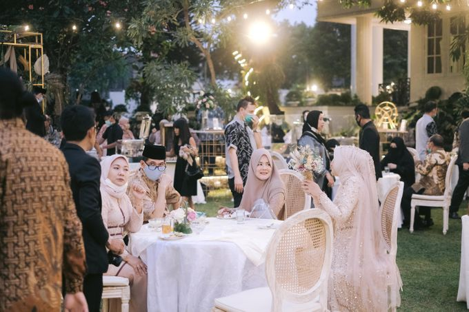 Harald Arkan & Prily Wedding Day by Cassia Decoration - 027