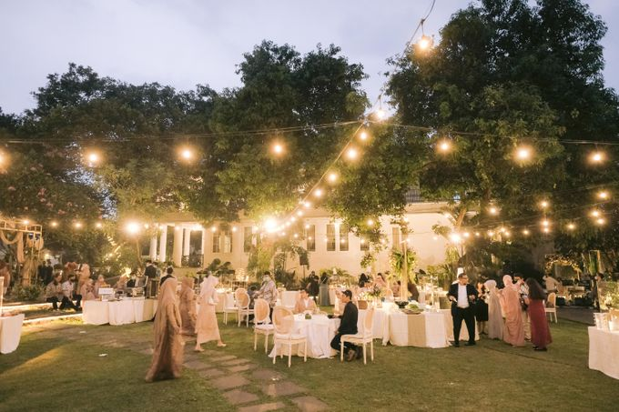 Harald Arkan & Prily Wedding Day by Medina Catering - 029
