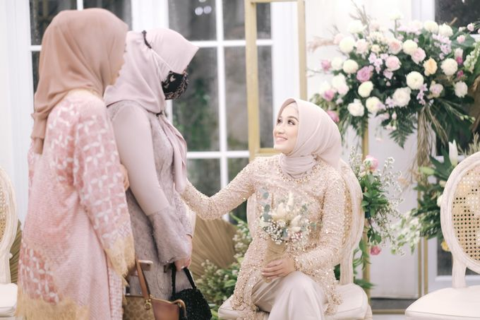 Harald Arkan & Prily Wedding Day by Cassia Decoration - 020