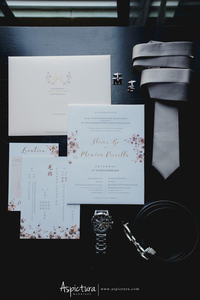 The Wedding Of Steven & Monica by de_Puzzle Event Management - 016
