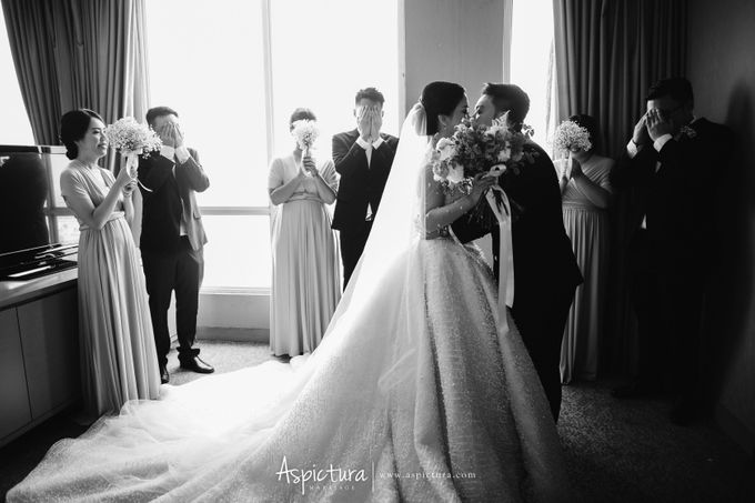 The Wedding Of Steven & Monica by de_Puzzle Event Management - 009