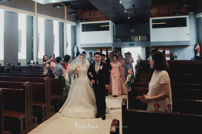 The Wedding Of Steven & Monica by de_Puzzle Event Management - 023