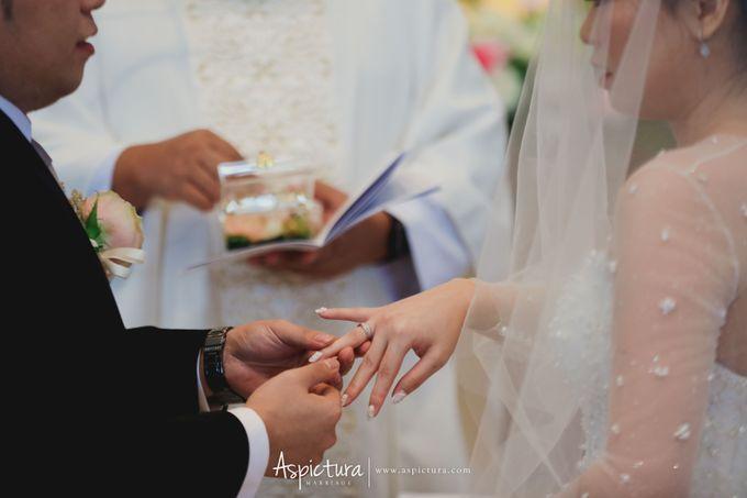 The Wedding Of Steven & Monica by de_Puzzle Event Management - 015