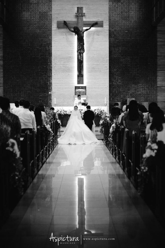 The Wedding Of Steven & Monica by de_Puzzle Event Management - 001