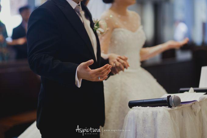 The Wedding Of Steven & Monica by de_Puzzle Event Management - 002